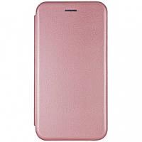 Чехол Fiji G.C. для Samsung Galaxy S21 Ultra (G998) книжка магнитная Rose Gold