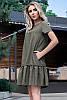 Свободное летнее платье норма и большие размеры, фото 6