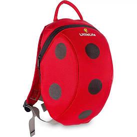 Рюкзак дитячий Little Life Big Animal Kids 6L ladybird