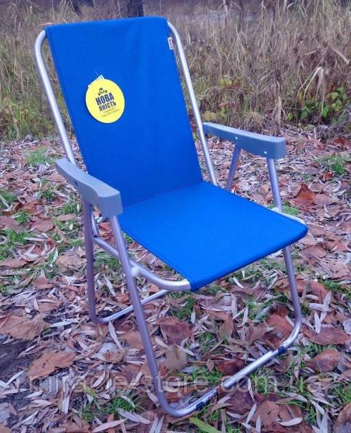 Складной стул со спинкой Vista раскладное кресло в ассортименте