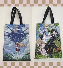 "Еко-сумка ""Sword Art Online "" S_02"