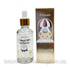 Сыроватка для лица Elizavecca Face Care CF-Nest 97% B-jo Serum з экстрактом ласточкиного гнезда 50 м