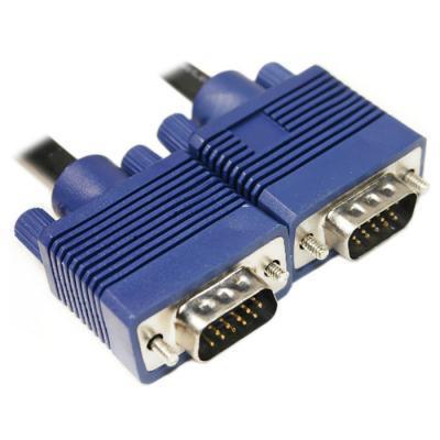 Кабель мультимедійний VGA to VGA 1.5 m PowerPlant (KD00AS1284)