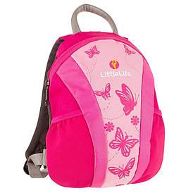 Рюкзак дитячий Little Life Runabout Toddler 3L pink