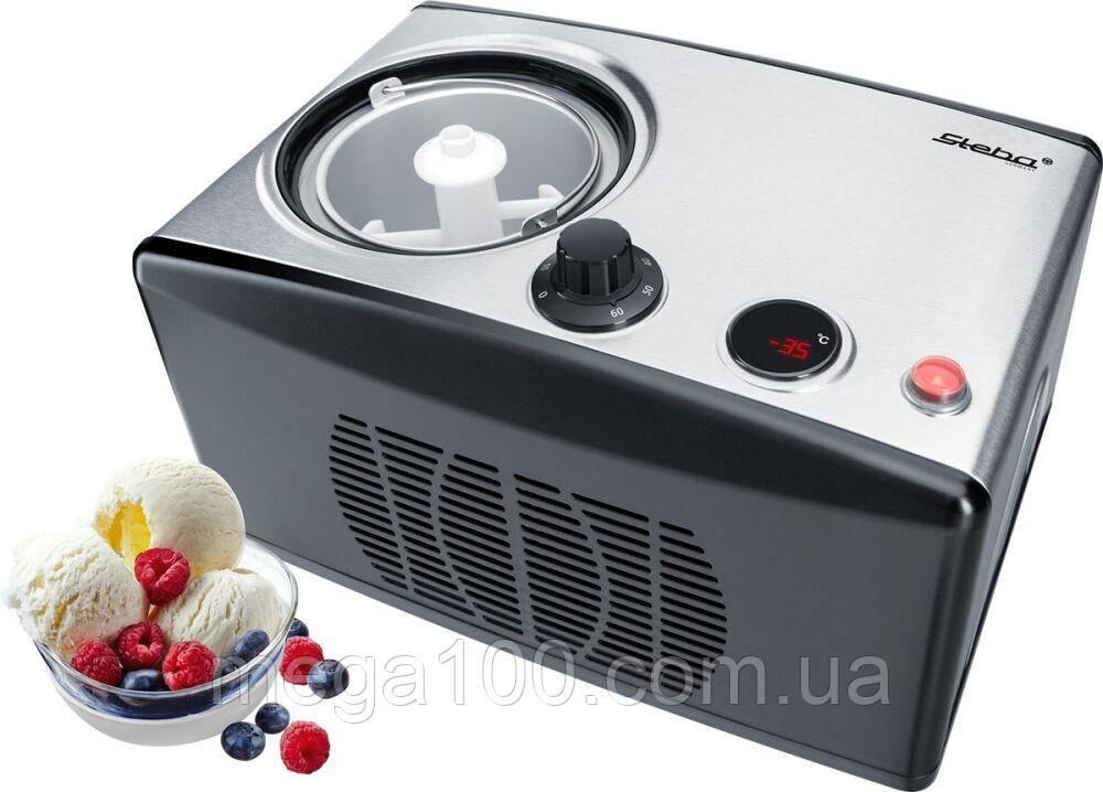 Німецька мороженница, машина для морозива, морожениця steba IC 150