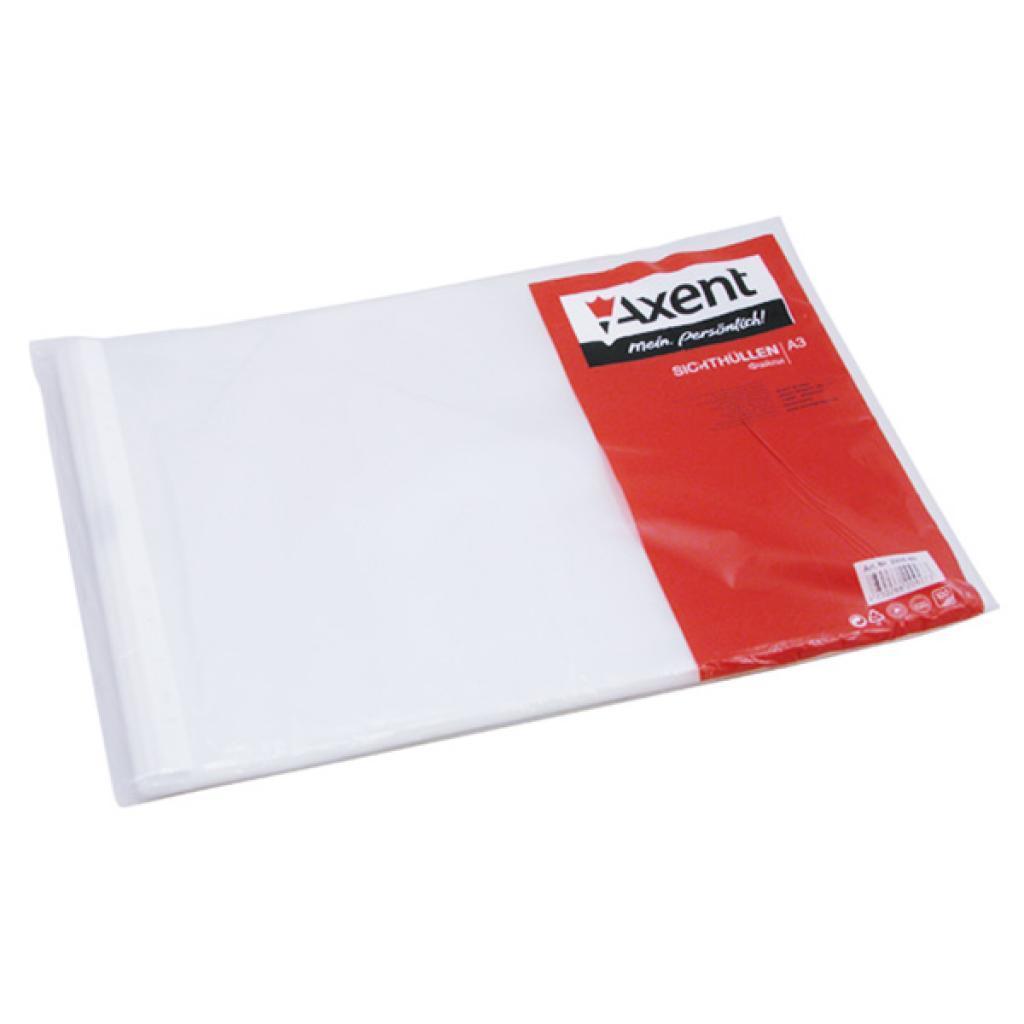Файл Axent А3 Glossy, 40мкм (100 шт.) horizontal (2006-00-А)