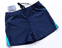 Підліткові, дитячі пляжні, купальні шорти - плавки 48 р. (12-13 років), фото 1