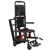 Лестничный подъемник для инвалидов MIRID ST003B. Регулировка скорости