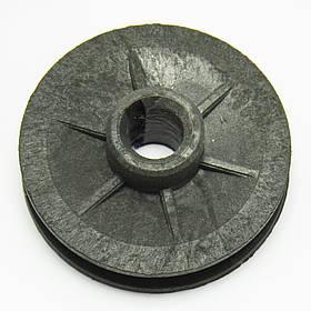 Шкив пластиковый для стиральной машины 68 мм