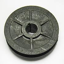 Шків пластиковий для пральної машини 68 мм, фото 2