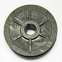 Шків пластиковий для пральної машини 68 мм, фото 3
