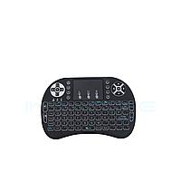 Беспроводная мини клавиатура i8 с тачпадом для Smart TV