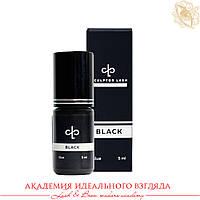 """Клей """"BLACK"""" Sculptor Lash Обьем 5 мл, сцепка 0,5-1 сек."""