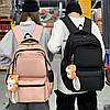 Великий нейлоновий рюкзак, фото 3