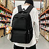 Великий нейлоновий рюкзак, фото 5