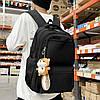 Великий нейлоновий рюкзак, фото 6