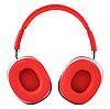 Беспроводные наушники с оголовьем Apl Air Max P9 Bluetooth гарнитура с микрофоном для телефона iphone, android, фото 4
