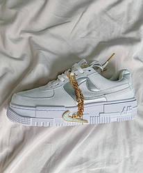 Жіночі кросівки Nike Pixel 1 Golden Chain 37 (23.5 див.)
