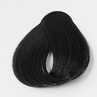 Краска для волос с пчелиным воском Echosline Color 1.0 черная 100мл