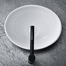 Умивальник (раковина) REA SOFIA MINI накладної білий, фото 2