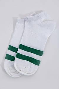 Шкарпетки жіночі 131R1920 колір Біло-зелений