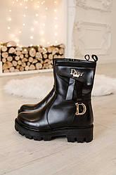 Женские ботинки Dior