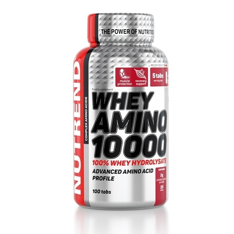 Амінокислота В Whey Amino 10000, 100 таблеток