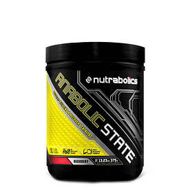 BCAA Nutrabolics Anabolic State, 375 грамм Фруктовый пунш