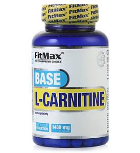 Жиросжигатель FitMax Base L-Carnitine, 90 капсул