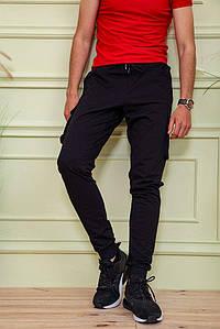 Спорт брюки мужские 119R31-1 цвет Черный