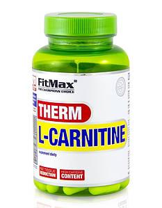 Жиросжигатель FitMax Therm L-Carnitine, 90 капсул СРОК 11.21