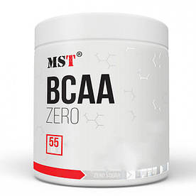 BCAA MST BCAA Zero, 330 грамм Зеленое яблоко