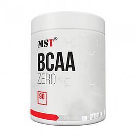 BCAA MST BCAA Zero, 540 грамм Зеленое яблоко