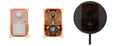 Душевой гарнитур скрытого монтажа REA LUNGO BLACK + BOX черный матовый, фото 2