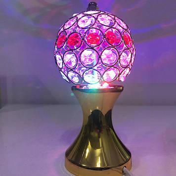 Светодиодная Диско-лампа-ночник, RHD-37