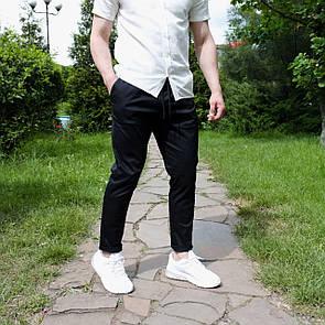 Чоловічі брюки літні Black