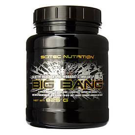 Предтренировочний комплекс Scitec Big Bang, 825 грам Апельсин