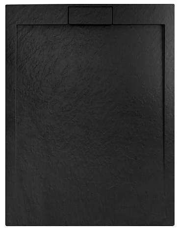 Душевой поддон REA GRAND BLACK 90X120, фото 2