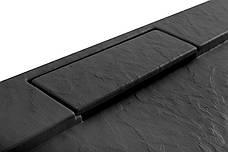 Душевой поддон REA GRAND BLACK 90X120, фото 3