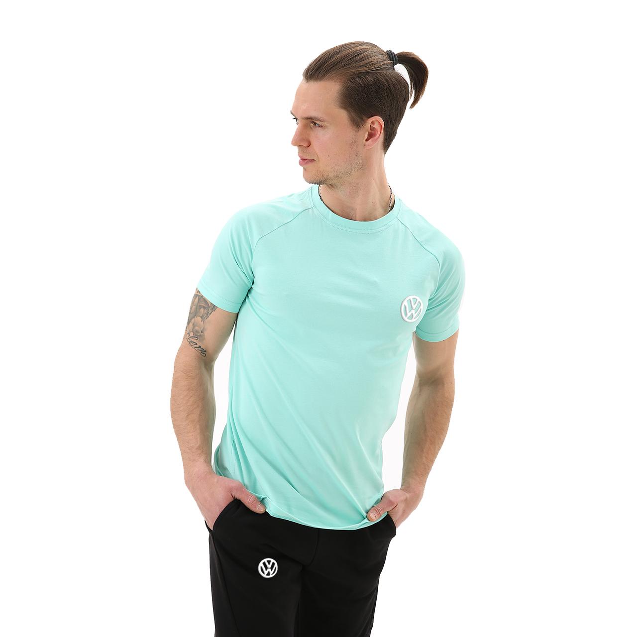 Мужская футболка Фольцваген