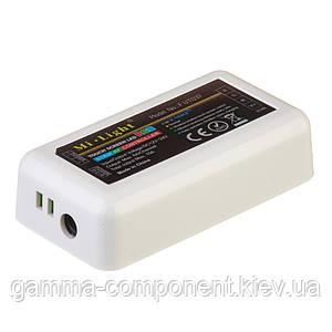 Контроллер для светодиодной ленты RGB Mi Light 4-х зонный 2,4 ГГц