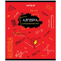 Зошит Kite предметний 48 арк. клітка об. лак, Classic, алгебра K21-240-08 (упаковка 8 шт.)