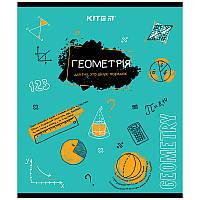 Зошит Kite предметний 48 арк. клітка об. лак, Classic, геометрія K21-240-03 (упаковка 8 шт.)