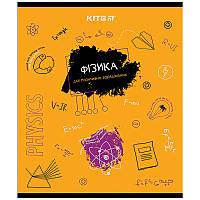 Зошит Kite предметний 48 арк. клітка об. лак, Classic, фізика K21-240-07 (упаковка 8 шт.)