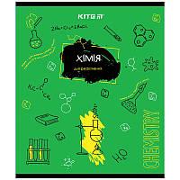 Зошит Kite предметний 48 арк. клітка об. лак, Classic, хімія K21-240-06 (упаковка 8 шт.)