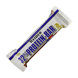 Батончик Weider 32% Protein Bar, 60 грам Кокос