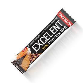 Батончик Nutrend Excelent Protein Bar, 85 грам Арахісове масло