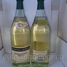 Белое сухое Frizzantino seco La Colombara Фризантино газ. 1,5 л.  10.5 %