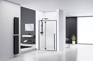 Душова двері REA FARGO BLACK MAT 110, фото 2