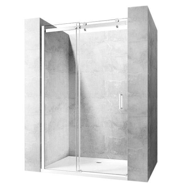 Душевая дверь REA NIXON-2 120 P